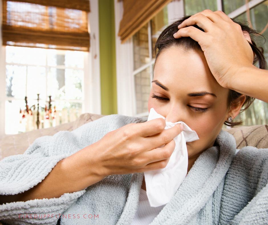 Fight winter sickness