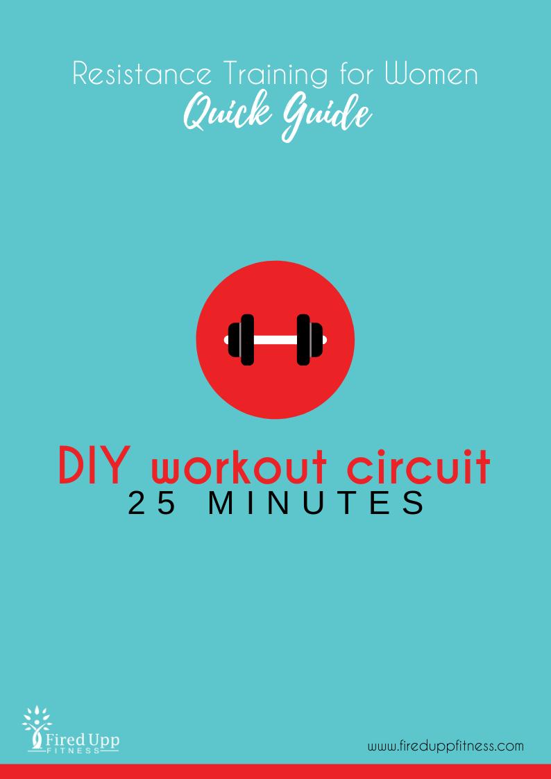 DIY Workout Circuit Guide