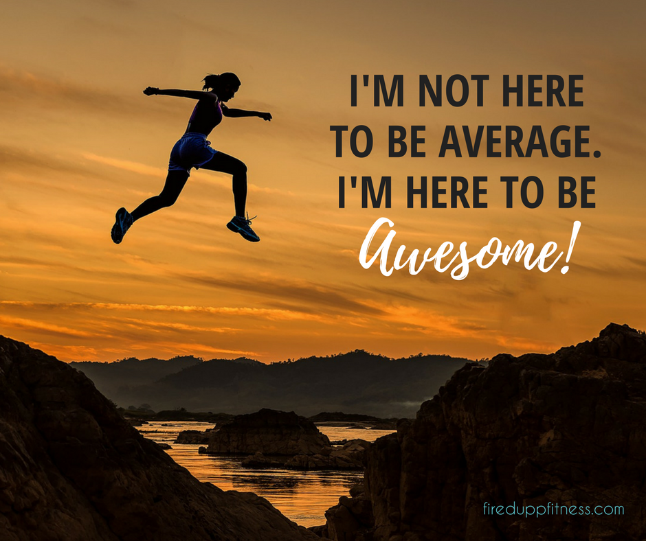Clarify your goals to find your inner awesome.