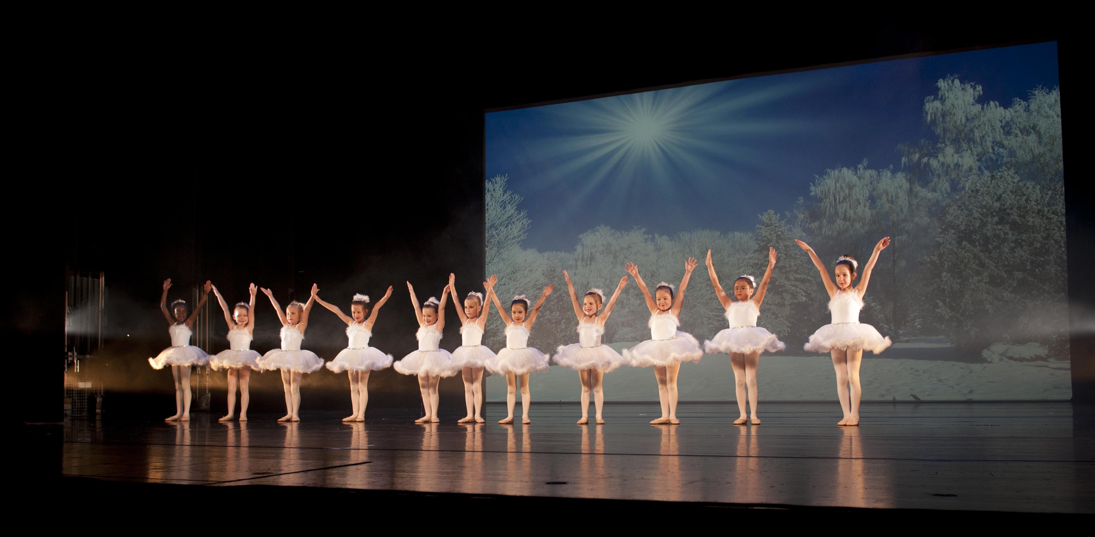 Vor Ballett