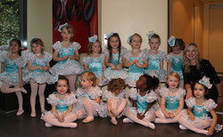 Ballerinas With Miss Tracy