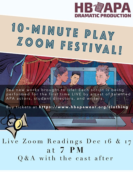 10 Minute Play Festival w:Ticket Link.jp