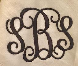 Monogram Font #1