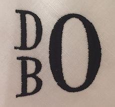 Monogram Font #11