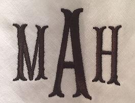 Monogram Font #9