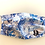 Thumbnail: Ginger Jar Blue and White Fabric Face Mask - Multiple Sizes - Filter or Classic