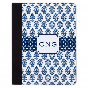 Boatman Geller Beti Navy iPad Mini or iPad Cover