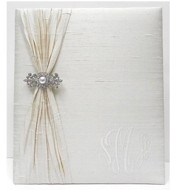 Jan Sevadjian Wedding Memory Book With Writable Pages