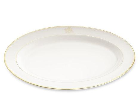 Fish Platter - Signature Monogram