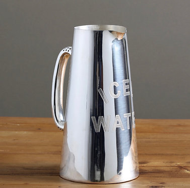 HÔTEL Silver - Private Label Collection - Iced Water Pitcher