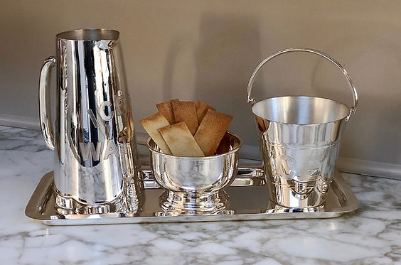 HÔTEL Silver - Private Label Collection - Oblong Tray