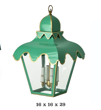 Small Cabana Chandelier