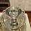 """Thumbnail: HÔTEL Silver - 2 Handle Vintage Footed Bowl Low - 2.5""""H x 4.5""""D - Hotel Silver"""