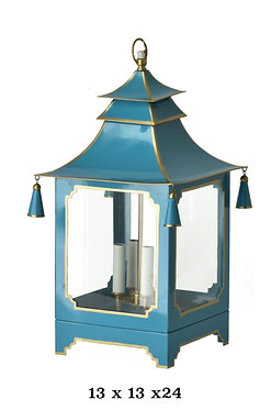 Large Pagoda Chandelier Electric