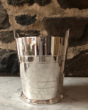 HÔTEL Silver Tab Handled Wine Cooler