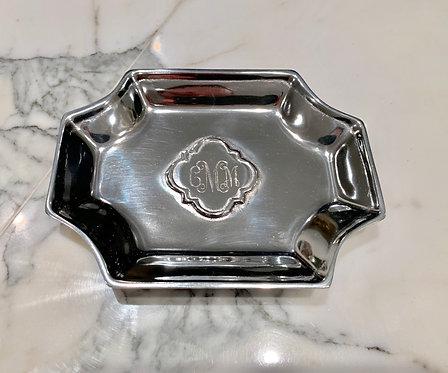 Extra Small Casablanca Tray Monogrammed