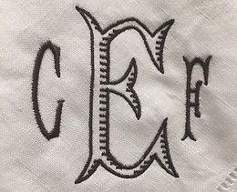 Monogram Font #14