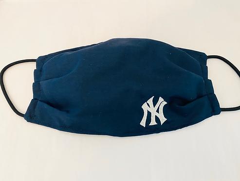 New York Yankees Fabric Face Mask - Multiple Sizes