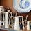 "Thumbnail: HÔTEL Silver 4.5"" Teapot - Squared Handle - Hotel Silver"