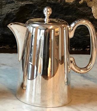 """HÔTEL Silver 6"""" Vintage Coffee Pot - Hotel Silver"""