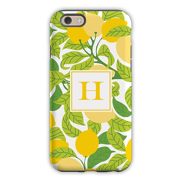 Boatman Geller Lemons Phone Case