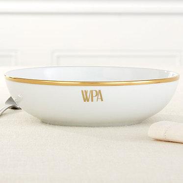 Pasta Bowl - Set of 4 - Signature Monogram