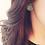 Thumbnail: Vineyard Round Post Monogram Stud Earrings
