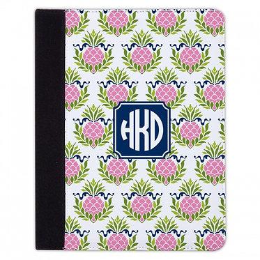 Boatman Geller Pineapple Repeat Pink iPad Mini or iPad