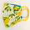 Thumbnail: Amalfi Lemon Print Fabric Face Mask - Multiple Sizes - Filter or Classic Style