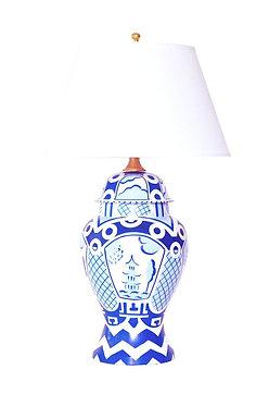 Ginger Jar - Summer Palace Lamp