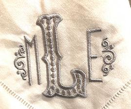 Mongram Font #43