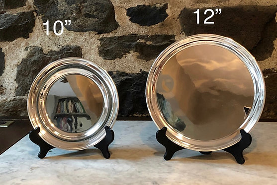HÔTEL Round Trays - Two Sizes Available