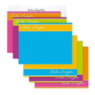 Banded Correspondence Cards
