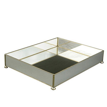 New Mirror Large Vanity Tray