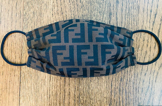 FF Print Fabric Face Mask - Multiple Sizes - Filter or Class