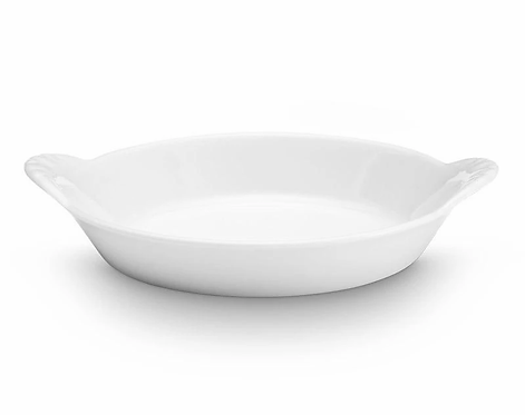 """Pillivuyt Round Eared Dishes - 7"""" - set of 4"""