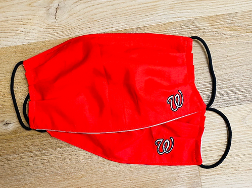 Washington Nationals Fabric Face Mask - Multiple Sizes