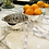 """Thumbnail: HÔTEL Silver - 2 Handle Footed Bowl Low - 3""""H x 5.5""""D - Hotel Silver"""