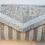 Thumbnail: Custom Monogram Envelope Envelope Beaded Clutch Handbag With Chain Strap V Shape
