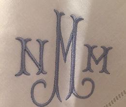 Monogram Font #8