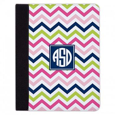 Boatman Geller Chevron Pink iPad Mini or iPad Cover