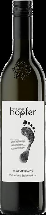 Etikett Spurensuche Flasche Gebietswein-