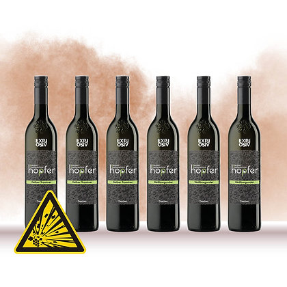 EXPLOSIV Weinpaket