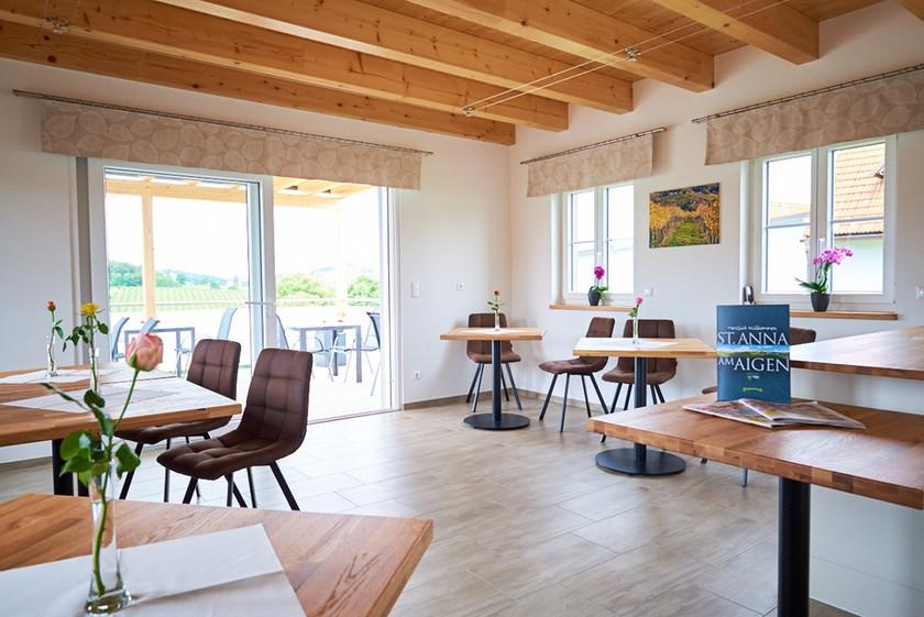 Frühstücksraum - Gästehaus Lippnsepp (5)