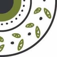 GREEN OLIVE EYE