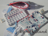 cotton twill purse