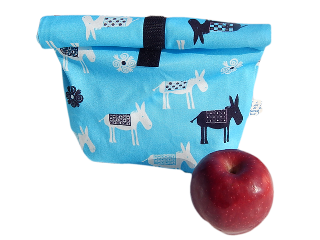 Eco Snack Pouch