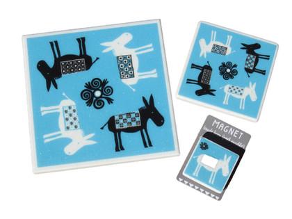 marble trivet - coaster - magnet