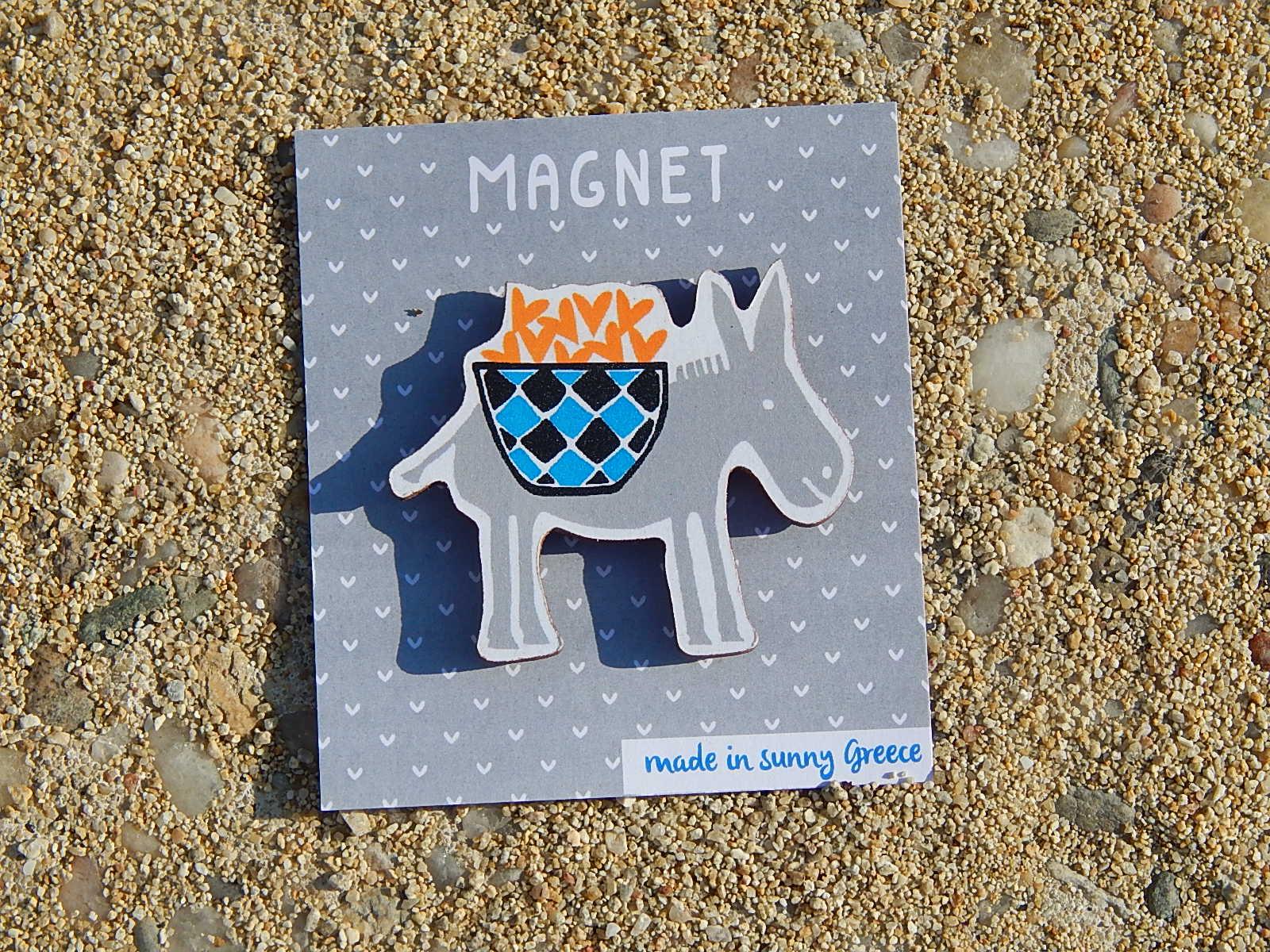 Printed Magnet