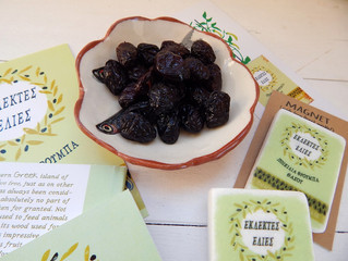 Promoting local olives!